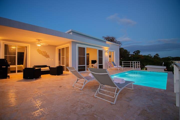 Ocean View 2 Bedroom 2 Bathroom Newly Built Villa