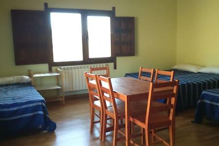 Habitación para familias con derecho a cocina - Ilzarbe