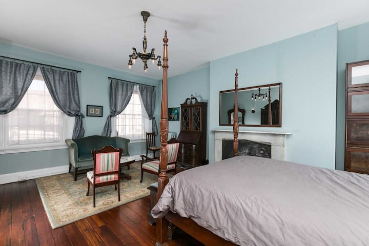 4b historic townhome Downtown - Baltimore - Townhouse