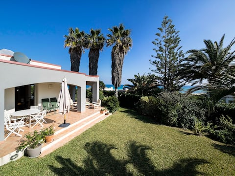 With Garden and Access to the Beach of San Lorenzo