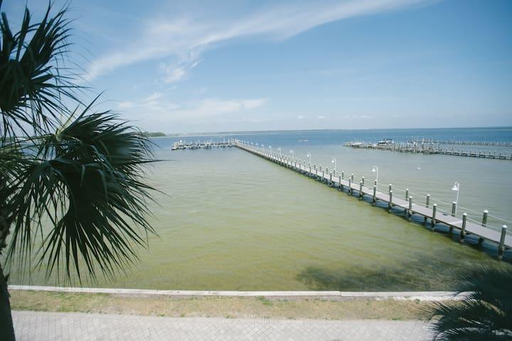Destin West-Osprey 302 Waterfront (Bay) Privacy!