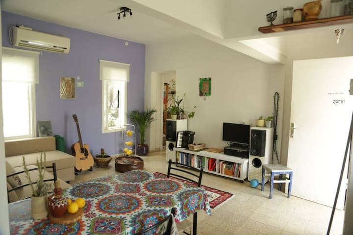 Peace Apartment - Kfar Szold - บ้าน