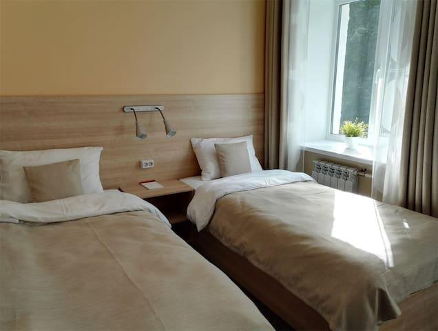 Inn Asti - Малый отель Асти - Центр Хабаровск - Chabarovsk - Bed & Breakfast