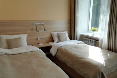 Inn Asti - Малый отель Асти - Центр Хабаровск - Khabarovsk - Bed & Breakfast