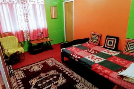 BE OUR GUEST IN PUSHPA HOMESTAY IN MIRIK WB.