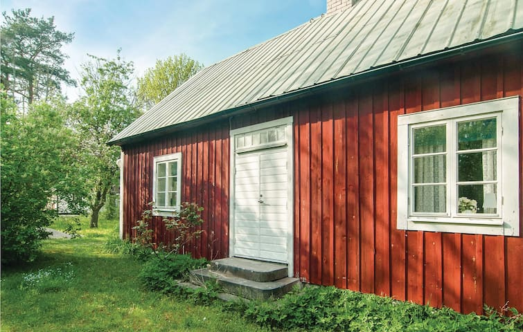 Holiday cottage with 1 bedroom on 66m² in Lärbro