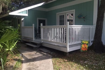 Relaxing Sunny Cottage - Fripp Island