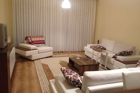 Feel yourself at home! - Bayraklı - Apartment