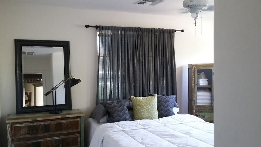 Private bedroom for Sports Fans & Long term needs