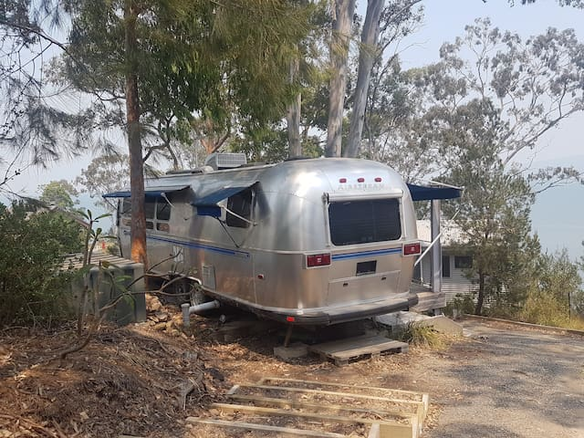 Glamping at 2 ROK on the Cove