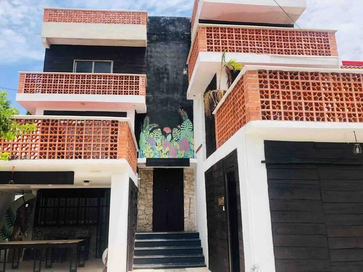 Casa Alebrije 2. Mahahual