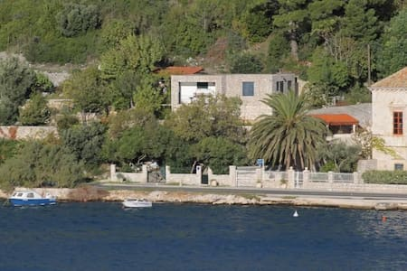 One bedroom house near beach Mokošica, Dubrovnik (K-8588) - Mokošica