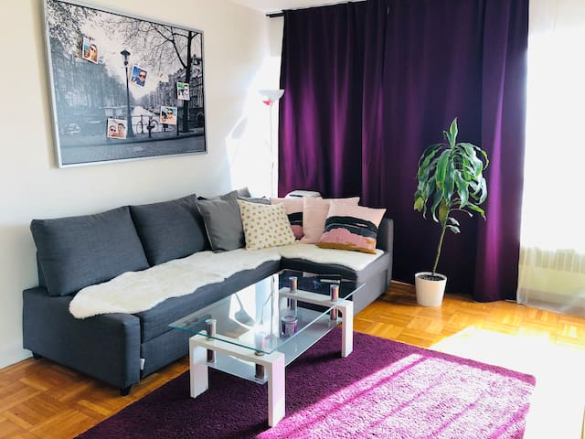 Apartment close to Downtown