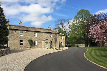 The Dovecote, luxury flat in the Yorkshire Dales