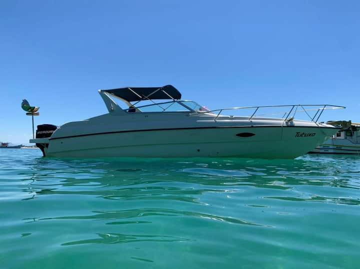 Venha ter um dia inesquecível na Ilha do Campeche