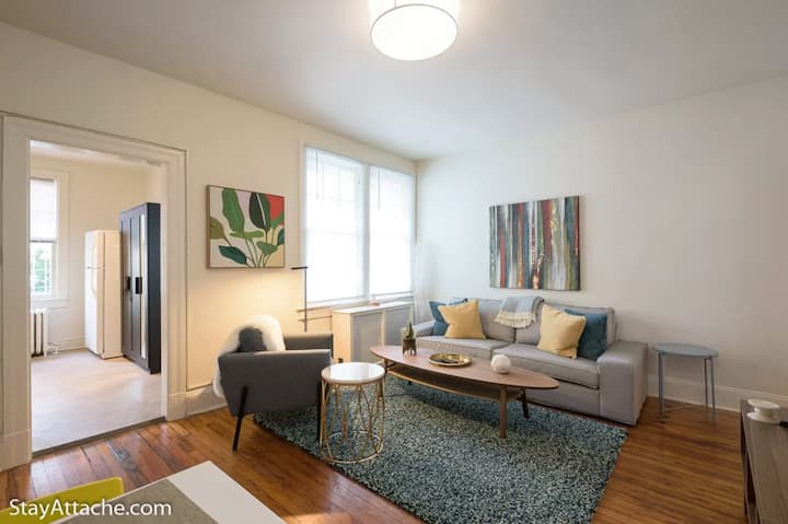 Georgetown - Luxury Apartment Near M St Shopping