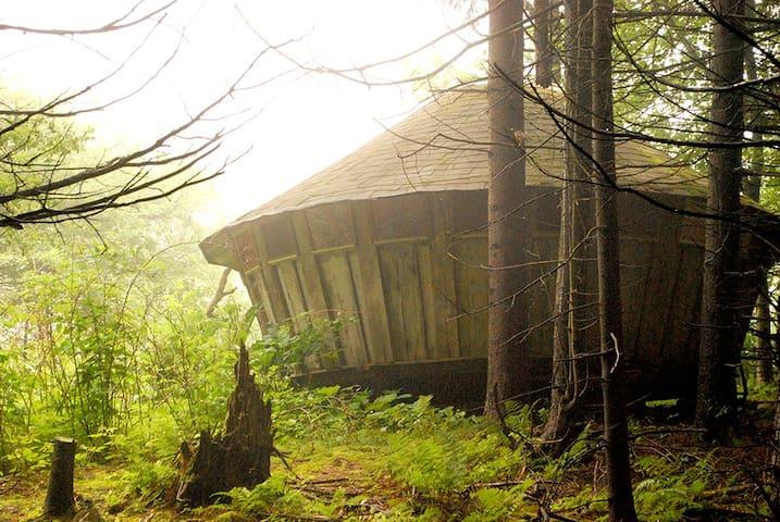 Rustic Yurt - Chuguchak