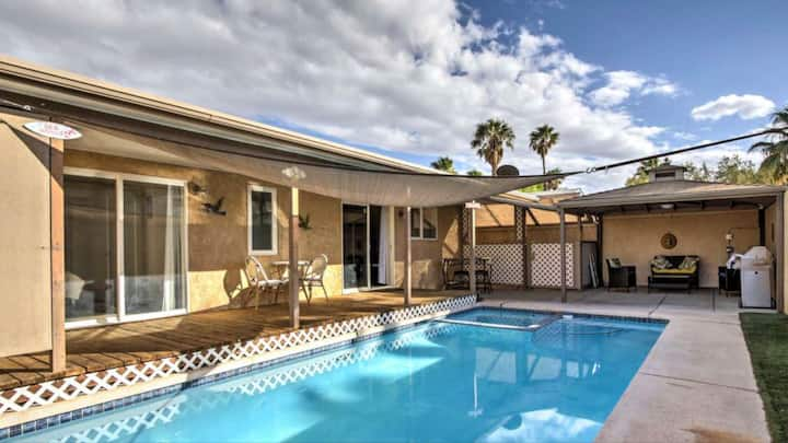 Gorgeous Palm Springs Home with Private Pool & Spa