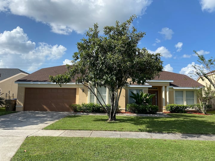 Disney Orlando vacation home with private pool