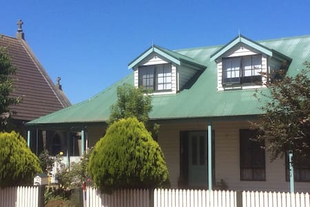 A large twin room at Maggie's Place - Koroit - Casa