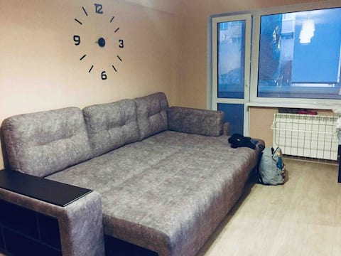 Квартира в самом центре города, новый ремонт!