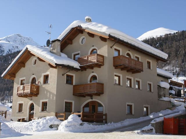 Apartment Livigno Ski Apartments