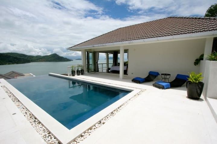 The Estate Beachfront, Ao Po Marina, Phuket - Phuket - House