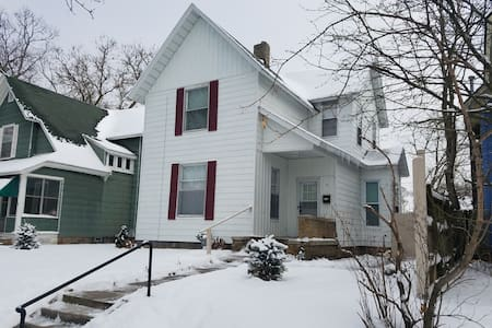 Downtown 2-Story Grand Rapids Cottage