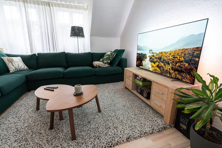 COSY Modern Apartment in the City Centre for TWO!