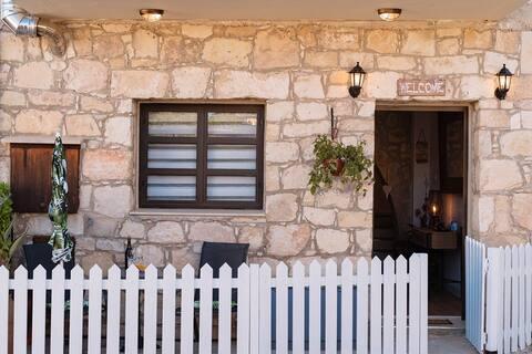 Przytulny domek Cypr Agios Dimitrianos