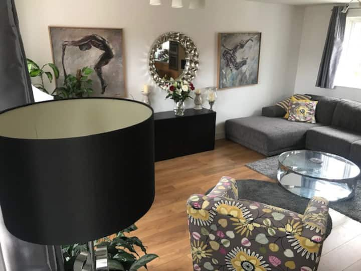 Immaculate fully furnished room in a modern house