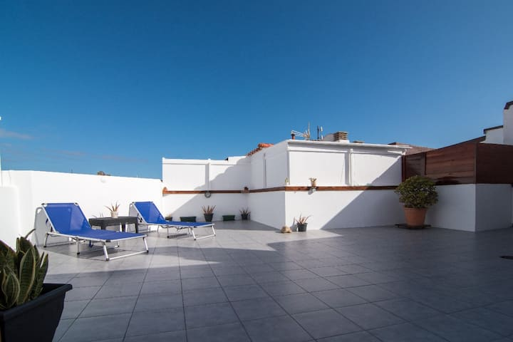 Casa Hermosa / Private rooftop terrace