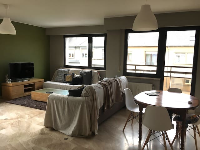 Room in beautiful apartment close to city center