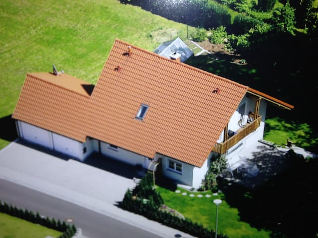 Haus in Marktredwitz - Marktredwitz - Hus