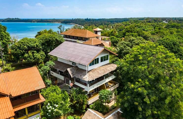 The Penthouse Koh Mak with Island Views