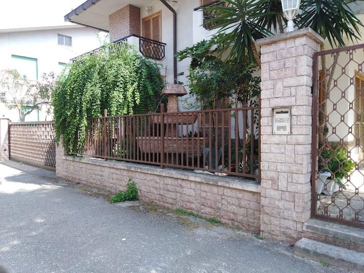 Villa Cavaliere Suite