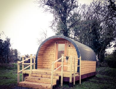Carrigeen Glamping - The Quinn Pod