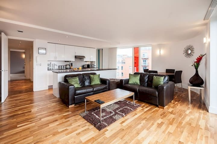 Boutique 1 bed apartment - Sutton Coldfield - Lägenhet