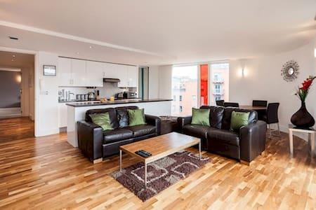 Boutique 1 bed apartment - Sutton Coldfield - Apartment