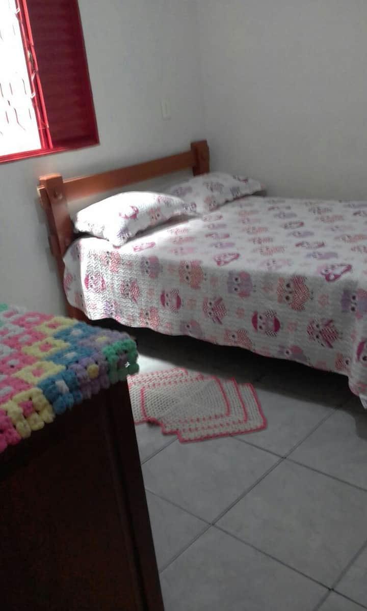 Casa em Pirenópolis, simplicidade e acolhimento