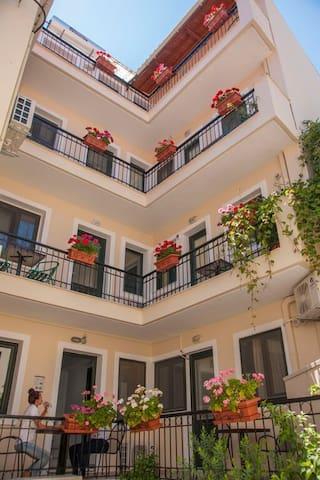 "Studios ""Ηλιοτρόπιο"" 5 - Mitilíni - Apartamento"