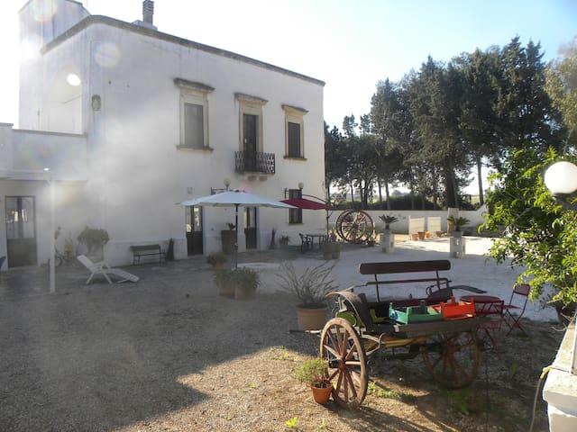 Antica Masseria Cillarese - ブリンディジ - B&B/民宿/ペンション
