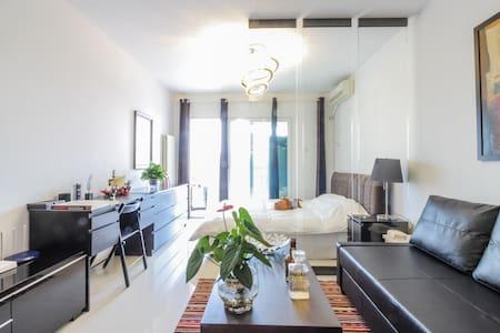 西直门地铁2号线13号线附近简约一居独享 整套公寓式民宿 - Apartemen