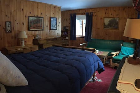 Private apartment in Lake Clear - Bed & Breakfast