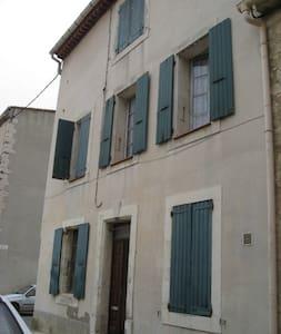 maison de village - Rumah
