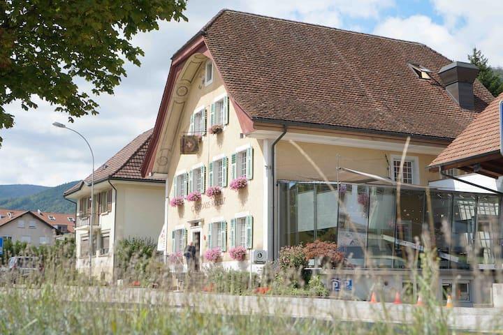 Wohnung - Kreuz & Quer Egerkingen