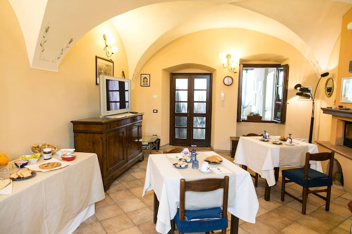 L'Antica Cascina Calvarole B&B - Nigoline Bonomelli - Bed & Breakfast