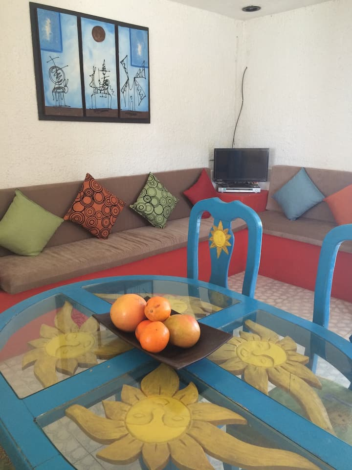 Charming apartment in Lake Chapala