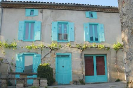 maison de village en Ariège - Leychert