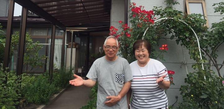 ゲストハウス KAORU Garden Room